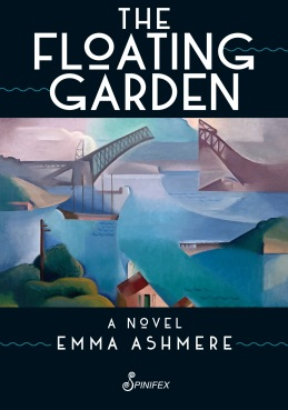 Emma Ashmere The Floating Garden Cover